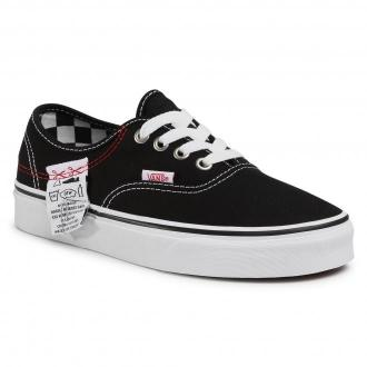 Tenisówki VANS - Authentic Hc VN0A4UUCU7B1  (Diy) Black/True White