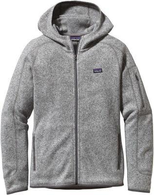 Patagonia Better Sweater Bluza Kobiety, birch white XS 2020 Kurtki wspinaczkowe