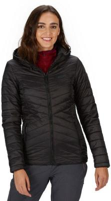 Regatta Voltera Loft Pikowana kurtka Kobiety, black UK 10 DE 36 2020 Kurtki zimowe i kurtki parki