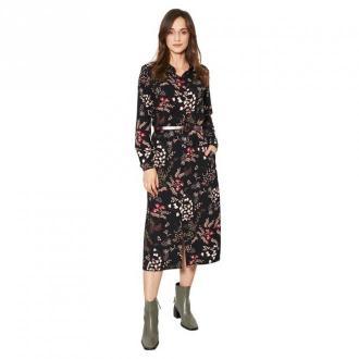 Click Fashion Sukienka Otella Sukienki Czarny Dorośli Kobiety Rozmiar: