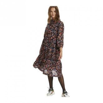Saint Tropez Kjoler Sukienki Niebieski Dorośli Kobiety Rozmiar: XS