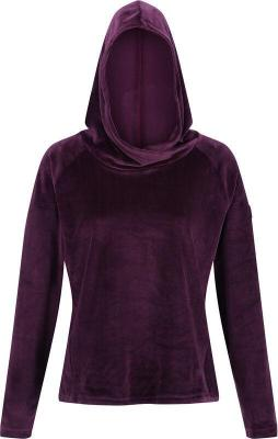 Regatta Kelilah Bluza Kobiety, dark burgundy UK 8 DE 34 2020 Bluzy z kapturem