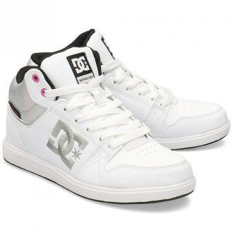 DC University Plus Se Sn - Sneakersy Damskie - ADJS100124 WGO