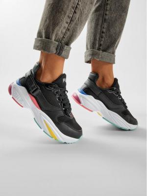 Fila Sneakersy Dynamico Low Wmn 1010834.14S Czarny