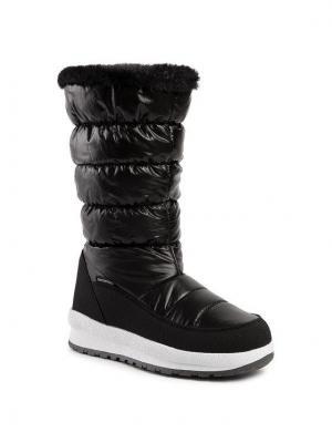 CMP Śniegowce Holse Wmn Snow Boot Wp 39Q4996 Czarny