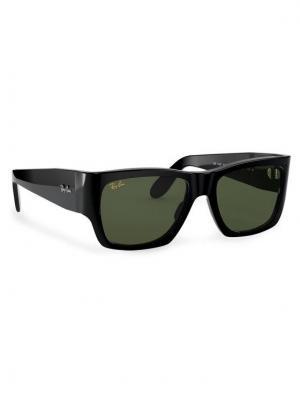 Ray-Ban Okulary przeciwsłoneczne Nomad Legend Gold 0RB2187 901/31 Czarny