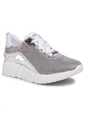 Baldinini Sneakersy 098408XWOSN060690KCX Srebrny