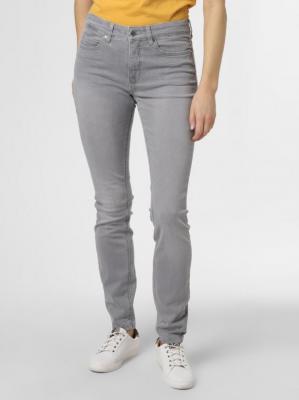 MAC - Spodnie damskie – Dream Skinny, szary