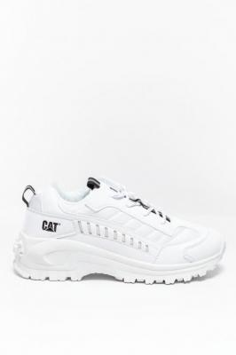 Buty CAT CK264129 INTRUDER WHITE WHITE