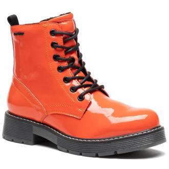 Botki TOM TAILOR - 9093501 Orange