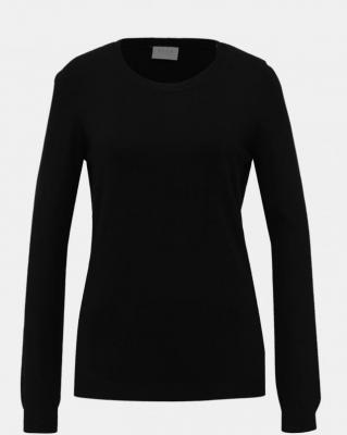 Czarny sweter basic VILA Bolonia - M