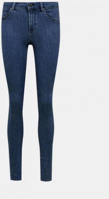 Niebieskie jeansy skinny ONLY Rain - XS