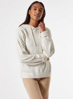 Kremowa bluza Dorothy Perkins - L