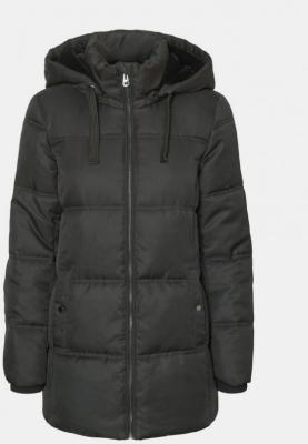 Szara pikowana kurtka zimowa VERO MODA Neat - XS