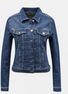 Niebieska dżinsowa kurtka TALLY WEiJL - XS