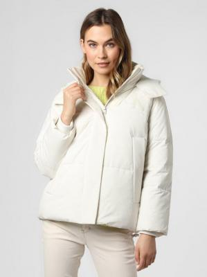 Calvin Klein Jeans - Damska kurtka pikowana, beżowy