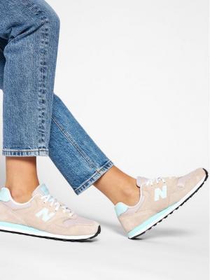 New Balance Sneakersy WL393GW1 Szary