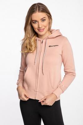Bluza Champion Hooded Full Zip Sweatshirt 113209-PS144 PINK
