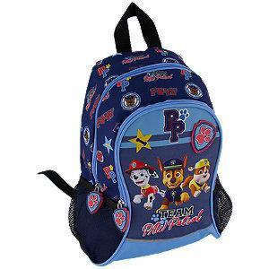 Niebiesko-granatowy plecak dziecięcy Paw Patrol