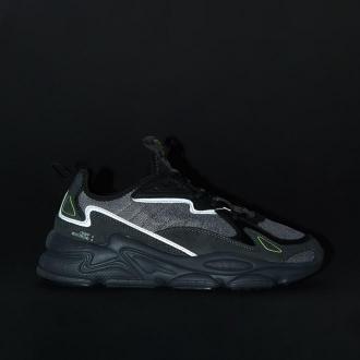 Cropp - Sneakersy z efektem reflective - Szary