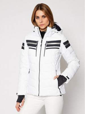 CMP Kurtka narciarska 30W0816 Biały Regular Fit