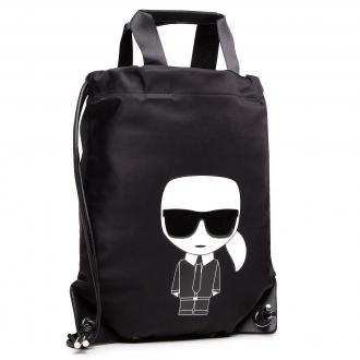 Plecak KARL LAGERFELD - 210W3188 Black