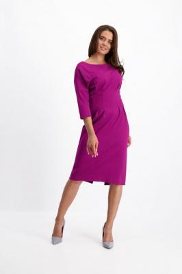 Sukienka w kolorze fuksji Lona 84460