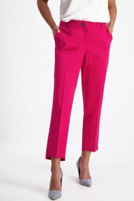 Różowe spodnie cygaretki Sami Monet 84559