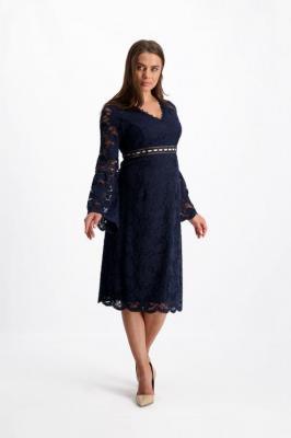 Elegancka sukienka koronkowa Monique 85048