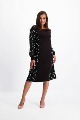 Czarna sukienka Judith 85059