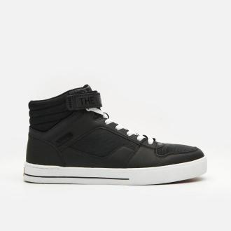 Cropp - Sneakersy za kostkę - Czarny