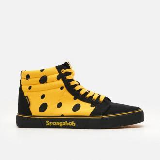 Cropp - Trampki SpongeBob - Żółty
