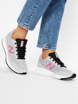 New Balance Sneakersy YK611PK Szary