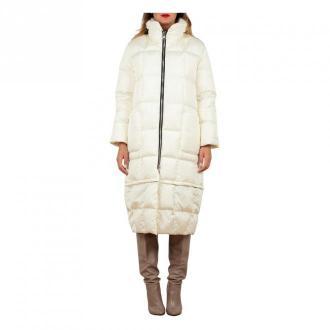 Replume' Coat Płaszcze Biały Dorośli Kobiety Rozmiar: S