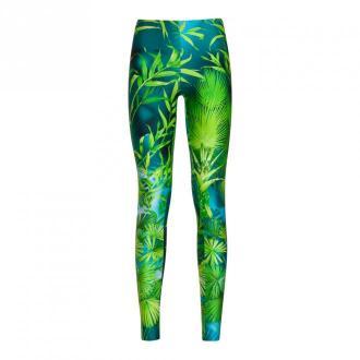 Versace Spodnie Spodnie Zielony Dorośli Kobiety Rozmiar: 38 IT