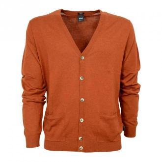 Hugo Boss Men's Open Sweater Cardigan Mod. Maris 50247625 223 Swetry i
