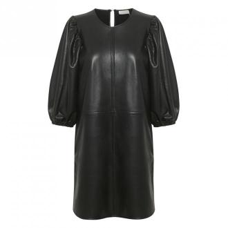 Kaffe Edlyn Dress Sukienki Czarny Dorośli Kobiety Rozmiar: 40
