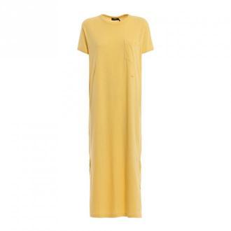 Polo Ralph Lauren ubrać 211744708 002 Sukienki Żółty Dorośli Kobiety