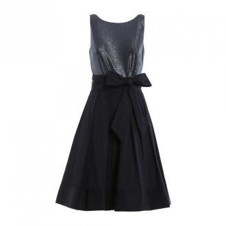 Ralph Lauren ubrać 253786765 001 Sukienki Czarny Dorośli Kobiety