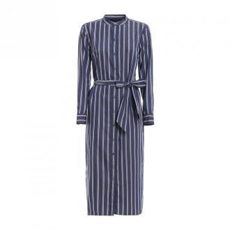 Ralph Lauren ubrać 200751199001 Sukienki Niebieski Dorośli Kobiety