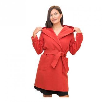 Marella Coat Płaszcze Pomarańczowy Dorośli Kobiety Rozmiar: 40