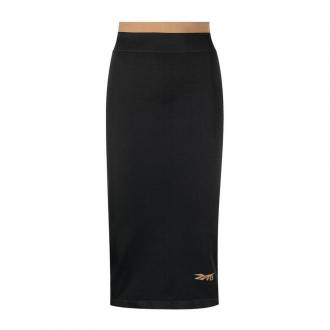 Reebok Skirts Spódnice Czarny Dorośli Kobiety Rozmiar: M