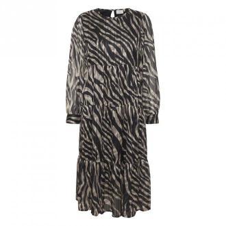 Kaffe sukienka Sprzedaż Sukienki Czarny Dorośli Kobiety Rozmiar: L -
