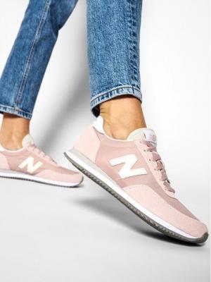 New Balance Sneakersy WL720EA Różowy