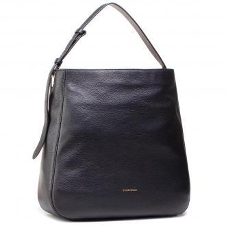 Torebka COCCINELLE - H60 Lea E1 H60 13 02 01  Noir 001