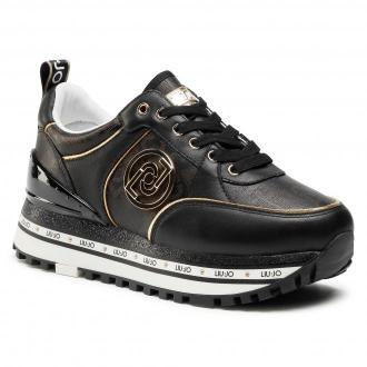Sneakersy LIU JO - Maxi Wonder 19 BA1061 PX136 Black 22222