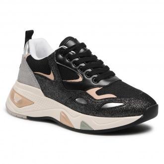 Sneakersy LIU JO - Hoa 1 BA1035 PX133  Black 22222