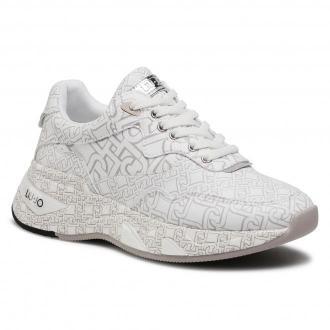 Sneakersy LIU JO - Hoa 10 BA1037 EX057  White 01111