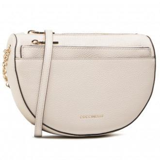 Torebka COCCINELLE - HV3 Mini Bag E5 HV3 55 P5 07 White N26