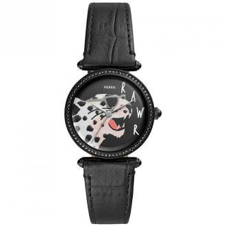 Fossil Watch UR - Es4710 Akcesoria Czarny Dorośli Kobiety Rozmiar: